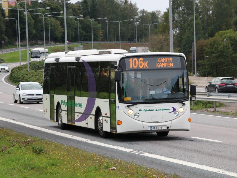 Liikenteeseen Käyttöönotto