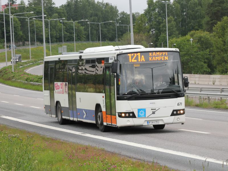 Buses in your hometown - Seite 2 Volvo8700le